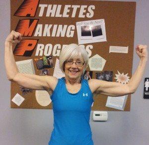 AMP Fitness Ann V