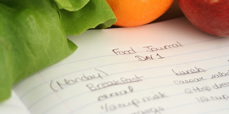 food logs knowledge beneficial to weight loss amp fitness